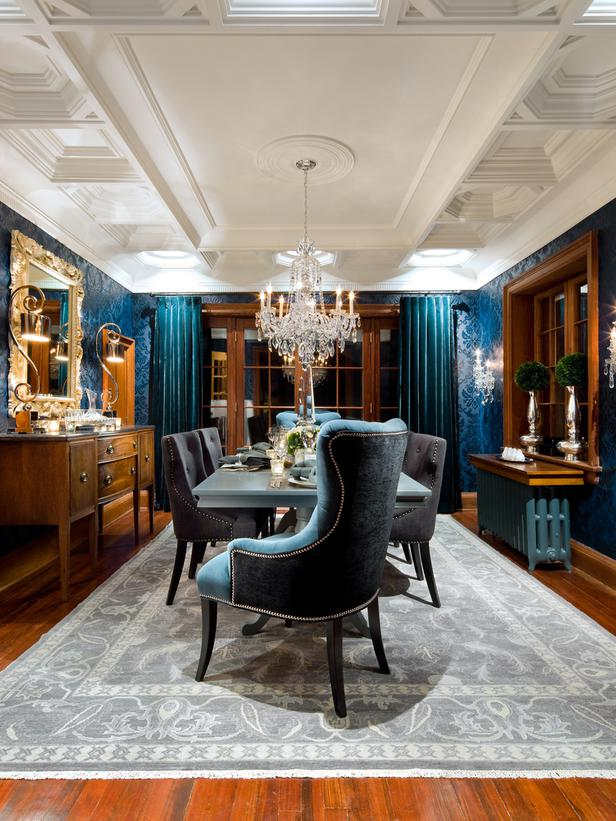 Candice olson renata orbela bf prada for W hoboken in room dining